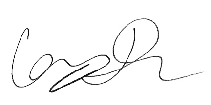 courtney signature