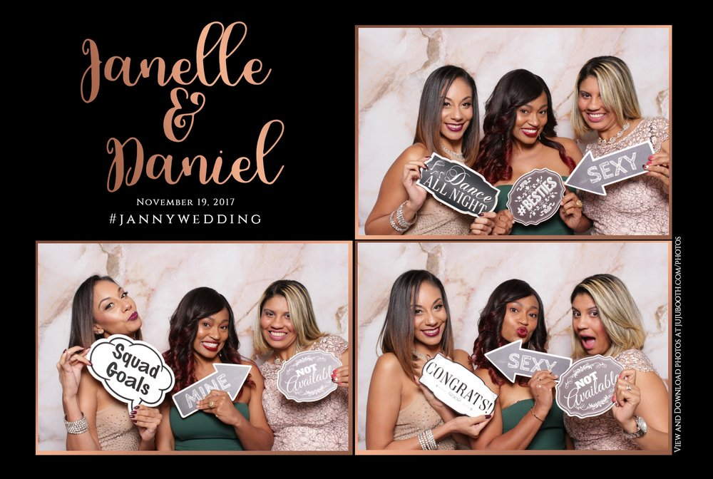 Coral Gables Country Club Photo Booth