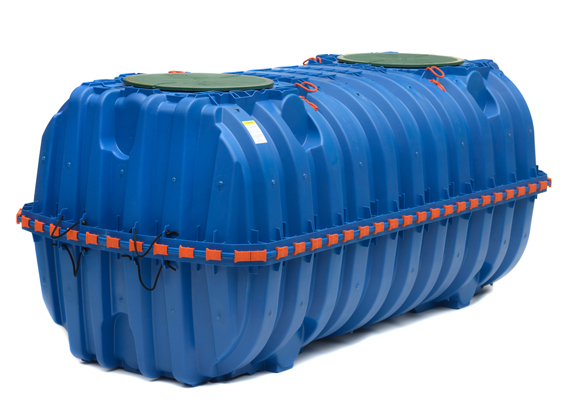 Infiltrator Potable Rainwater Tank