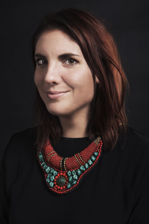 Martine Bakker    Copywriter
