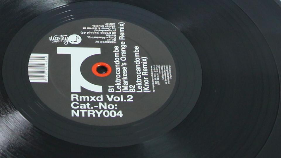 Tango Crash - RMXD Vol.2