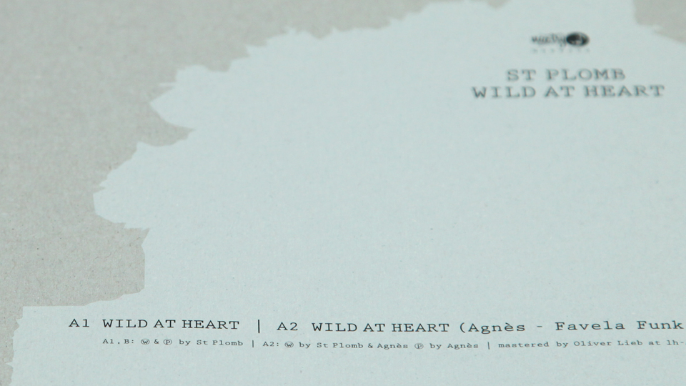 St Plomb - Wild At Heart