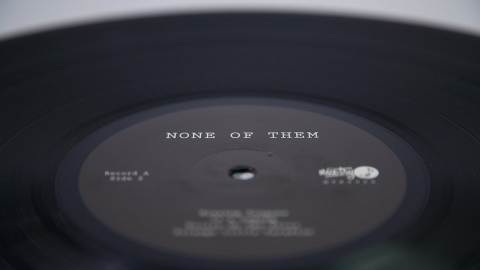 None Of Them - One Of Them