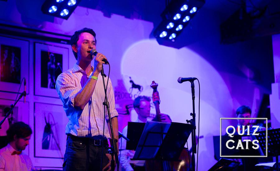 quizcats singer
