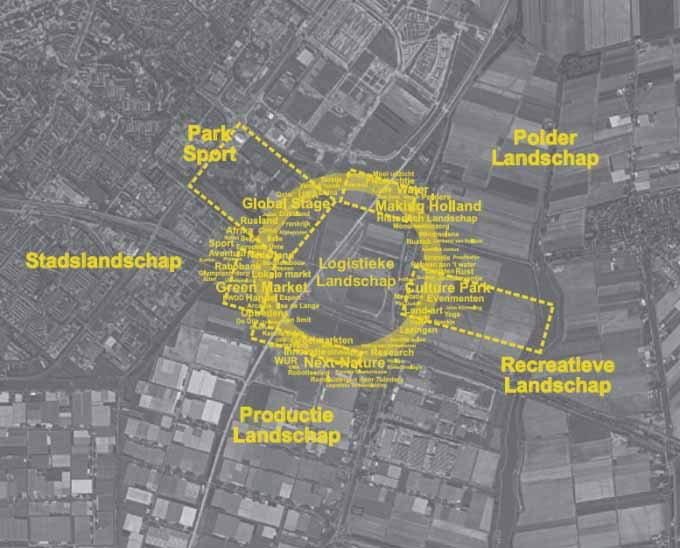 Oma Floriade 2022 Thelab Lab