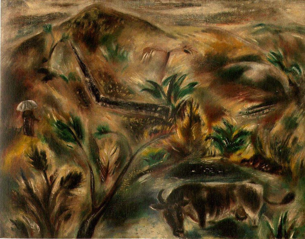 Landscape, 1920