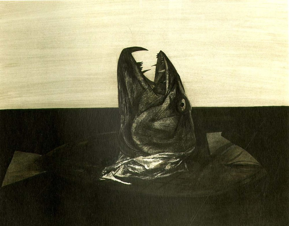 Fish Head, 1952