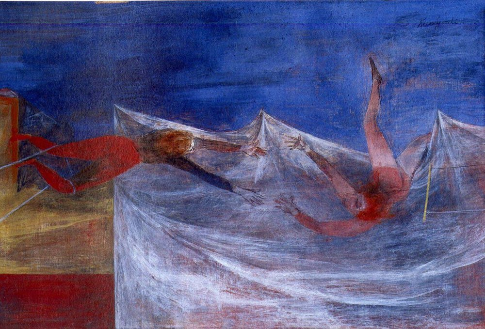 Disturbing Dream, 1948