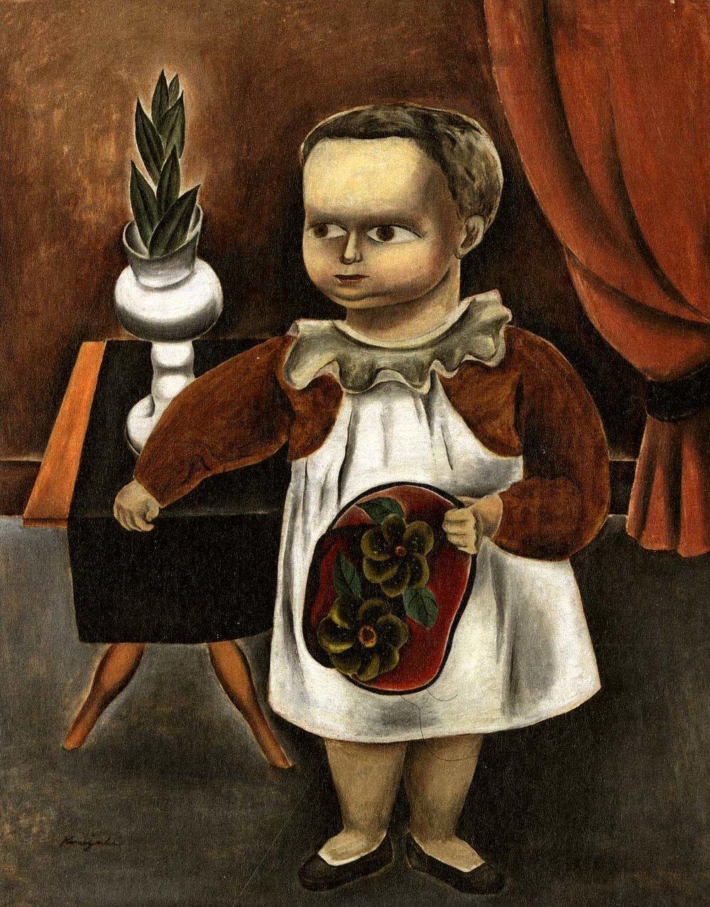 Child, 1923