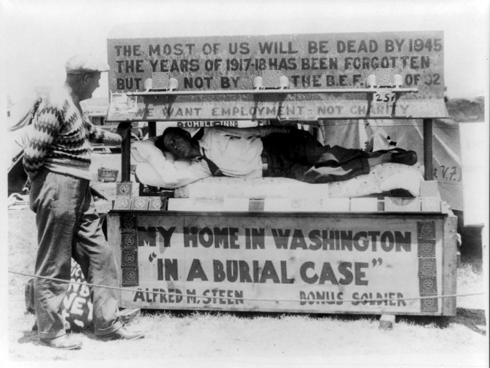 Bonus March, 1932