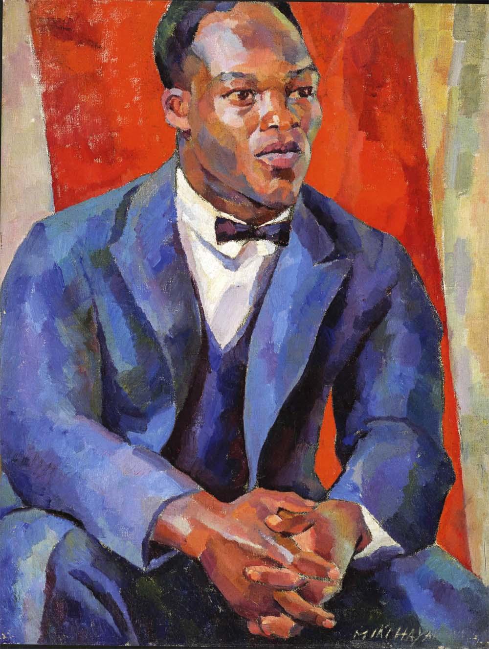 Portrait of a Negro,  1926