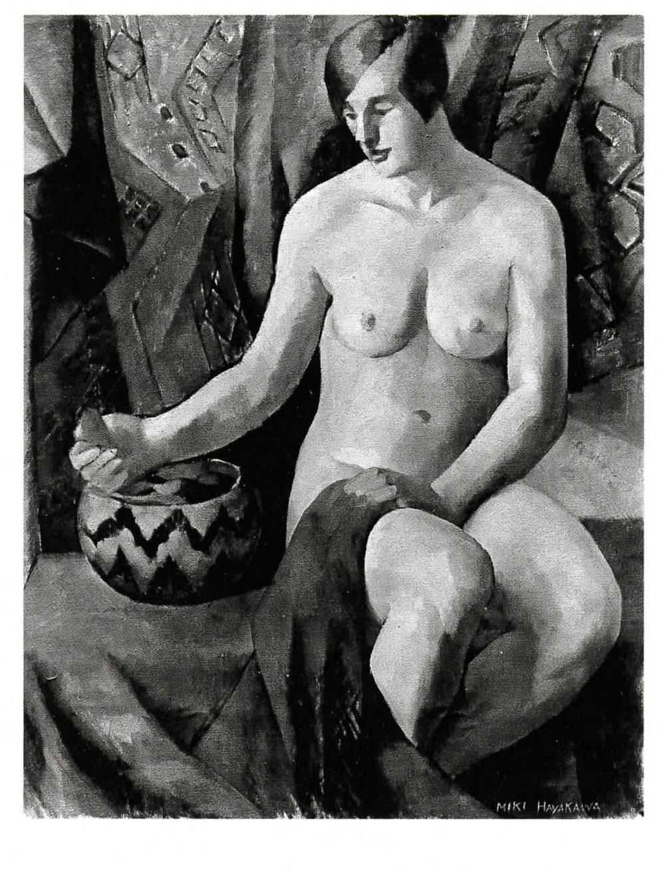 Female Nude,  1927