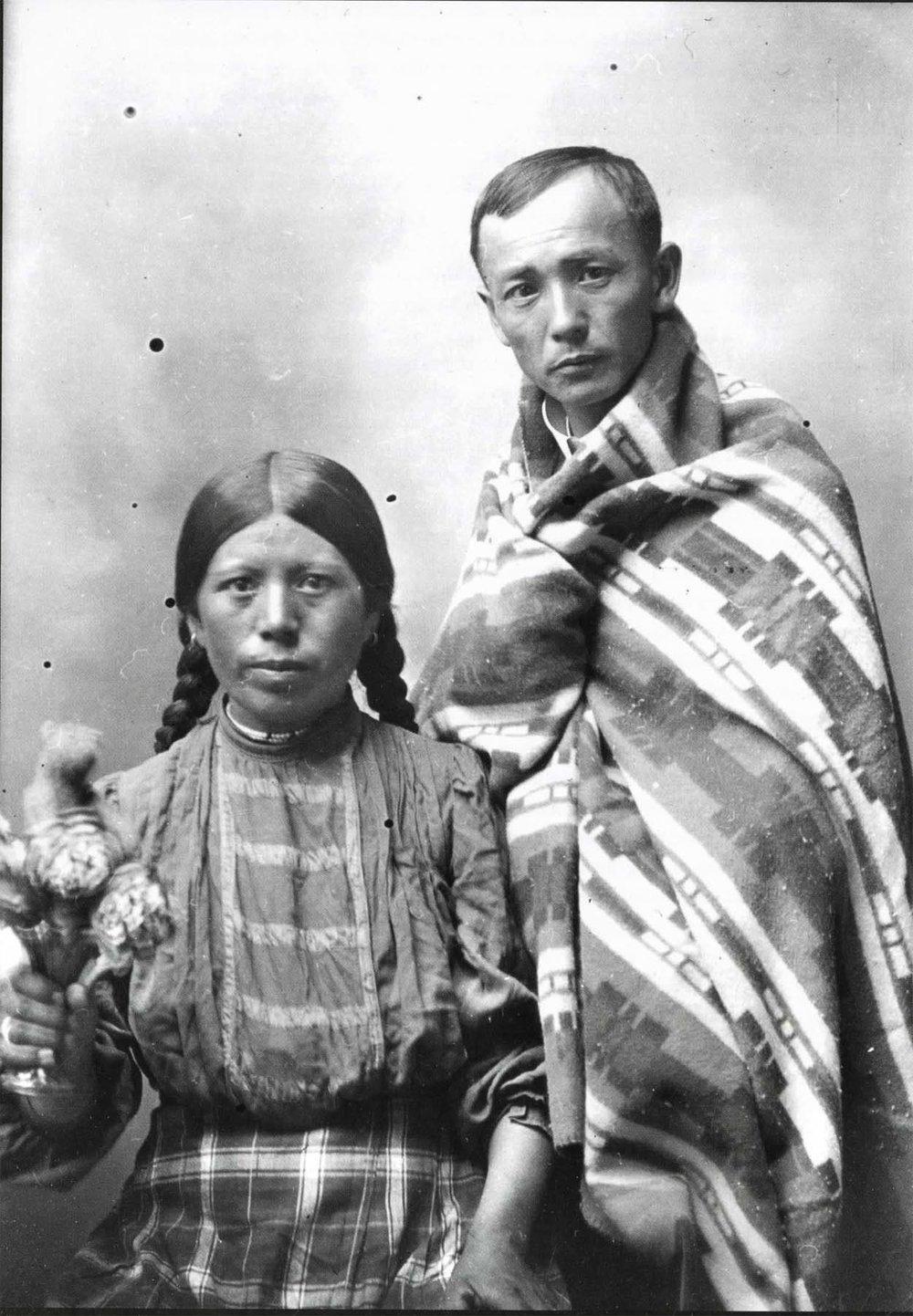 Matsura & Susan Timento,  1912