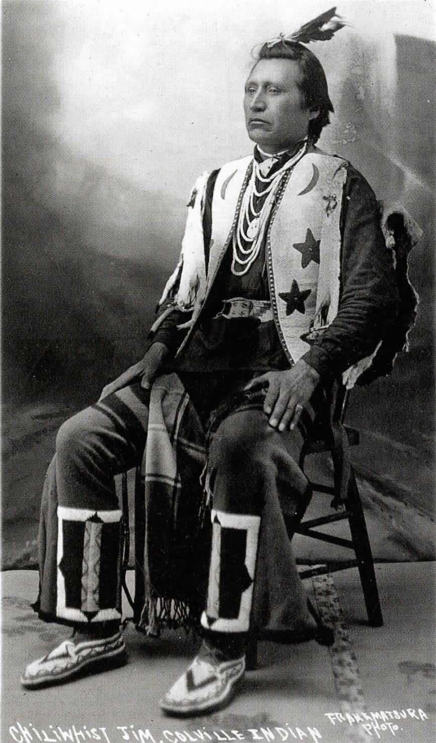 Chili-whist Jim,  1910