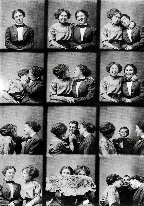Mathilda Schaller, Matsura & Friends,  1911