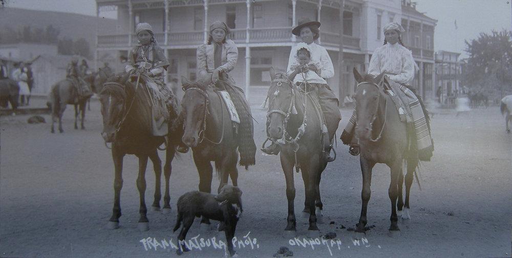 Okanogan, WA,  1911