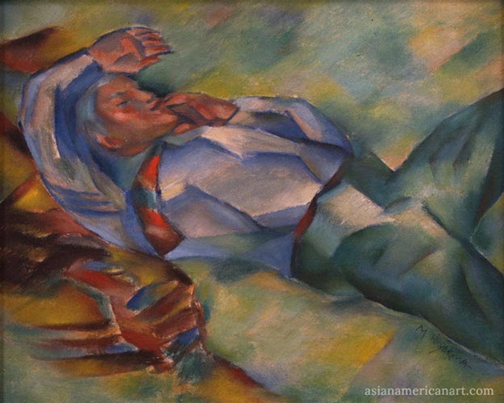 Sleeping Man,  1927