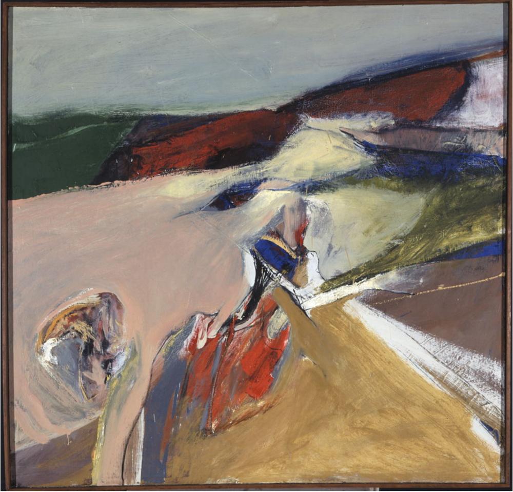 Mayacamas #4,  1963