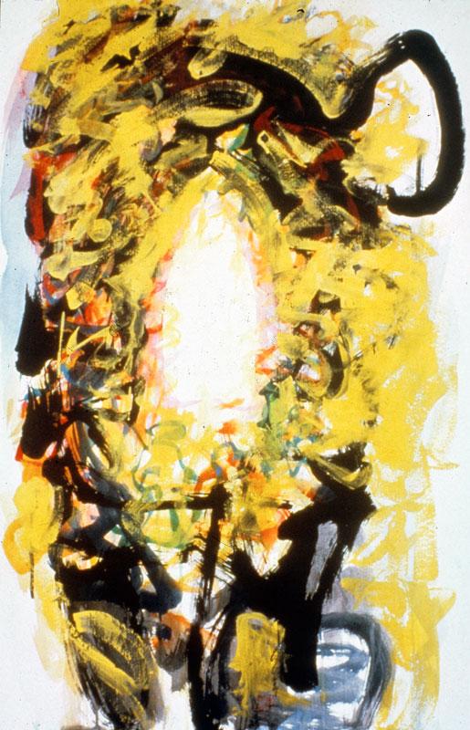 Lotus #5,  1985