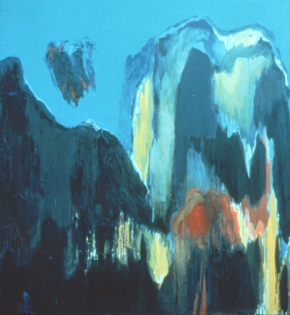 Mountain #4,  1965