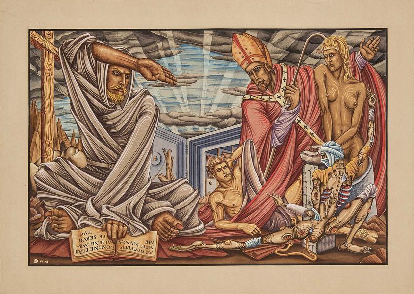 Untitled , 1941