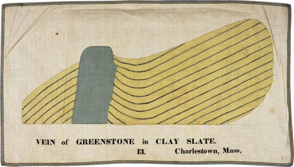 Vein of Greenstone… ,  1828-40