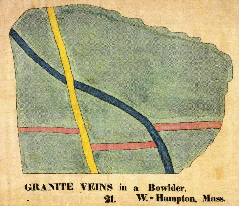 Granite Veins…,  1828-40