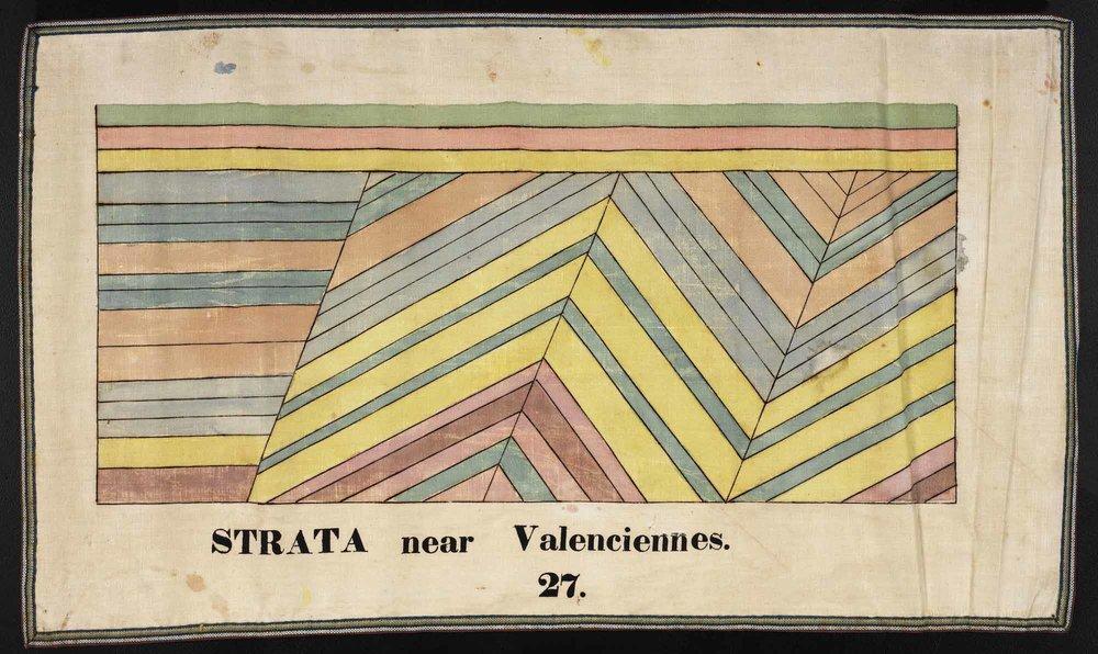 Strata Near…,  1828-40