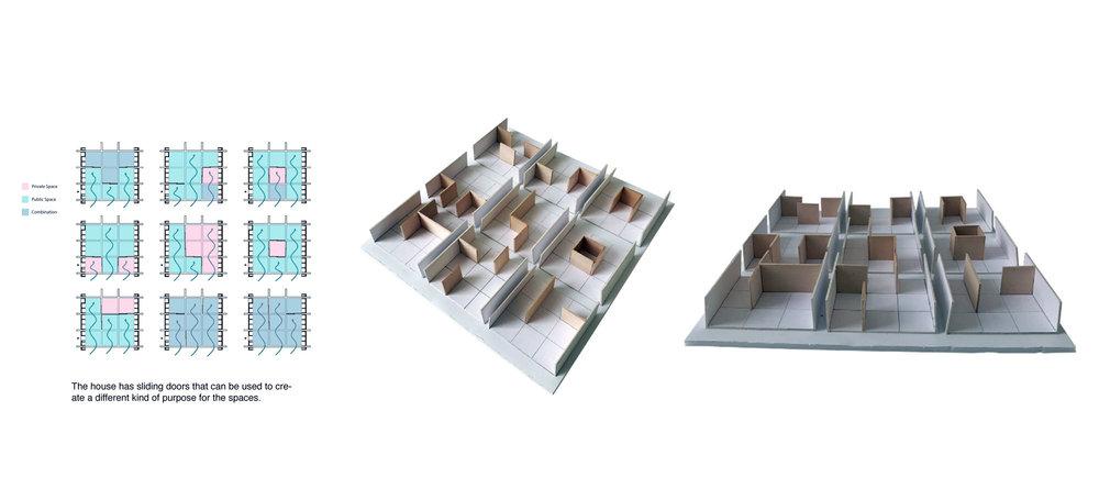 Zhi: 9 Square Grid, Shigeru Ban