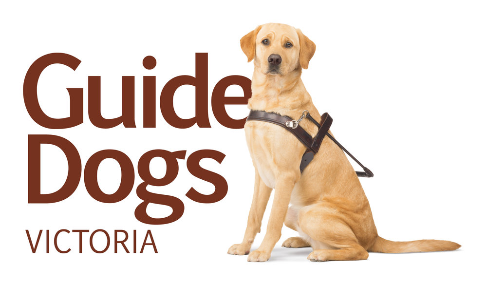 This event supports Guide Dogs Victoria, help enable people with low vision and blindness.
