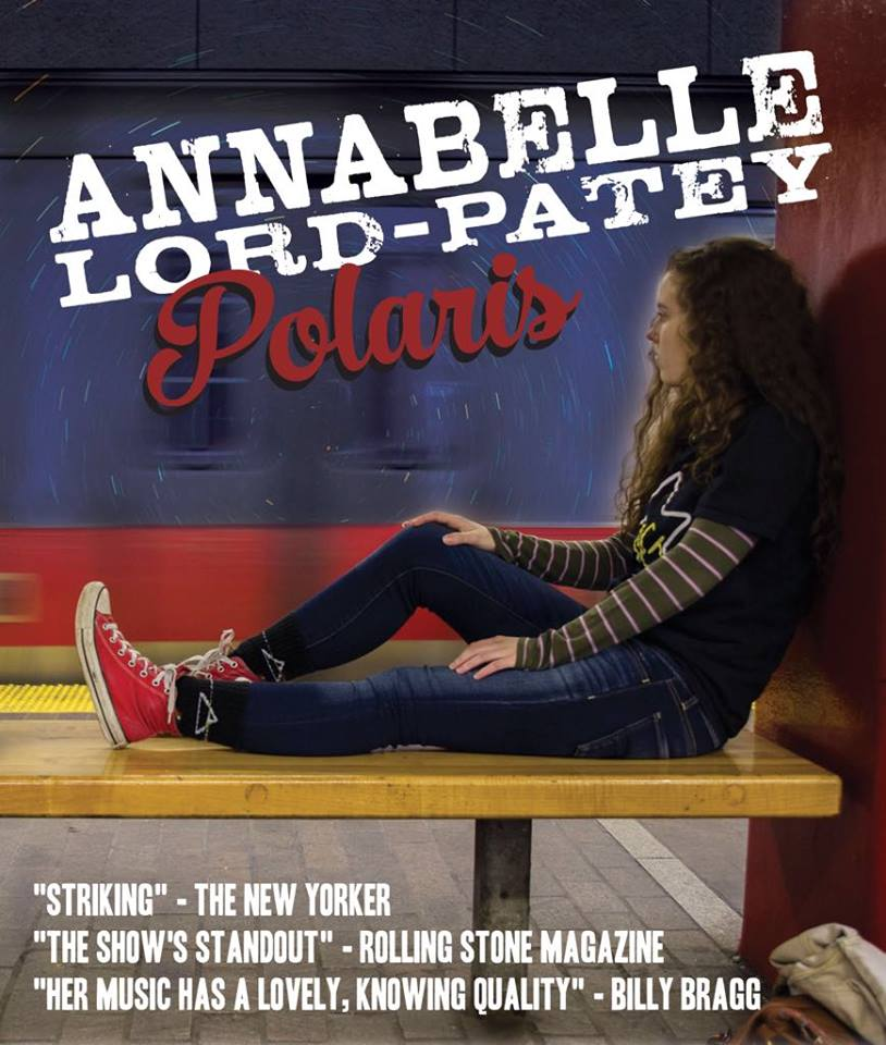 6f029f00abb9 MUSIC    5   ALL AGES   Annabelle Lord-Patey is the teenage offspring of  90 s indie folk busker Mary Lou Lord