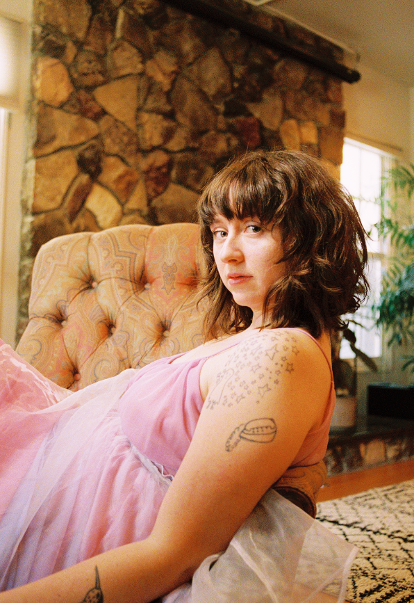 """""""In the words of our lord and savior: 'I'm alright with a slow burn, taking my time let the world turn.'"""" - -Allison Crutchfield @allisoncrutchfield[Photo 