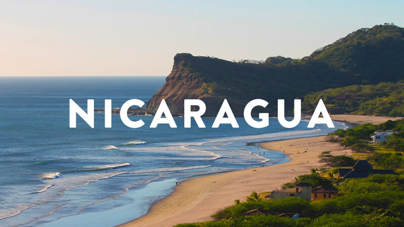 NICARAGUA RETREATS: JUNE & SEPT 2018