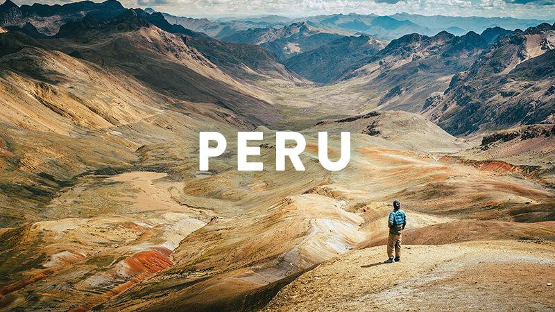 PERU RETREATS: JULY 2018