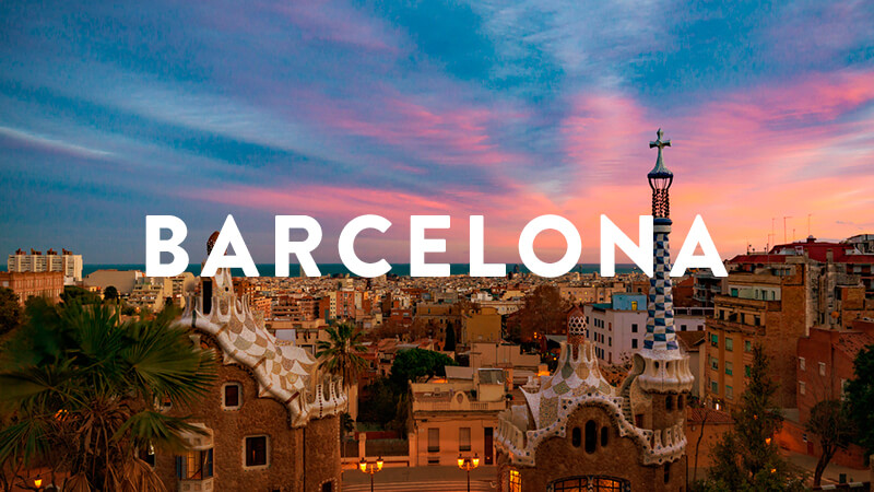 Copy of BARCELONA RETREATS: MAY & JUNE 2018