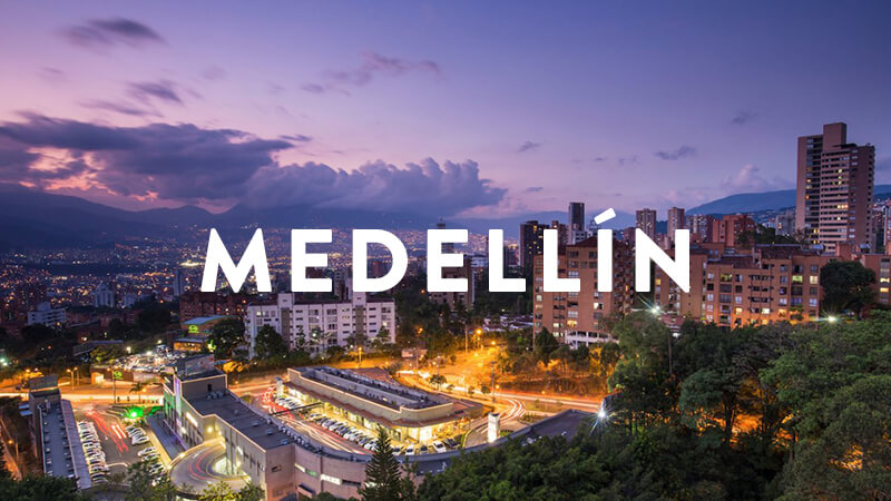 MEDELLIN RETREATS: AUG & SEPT 2018