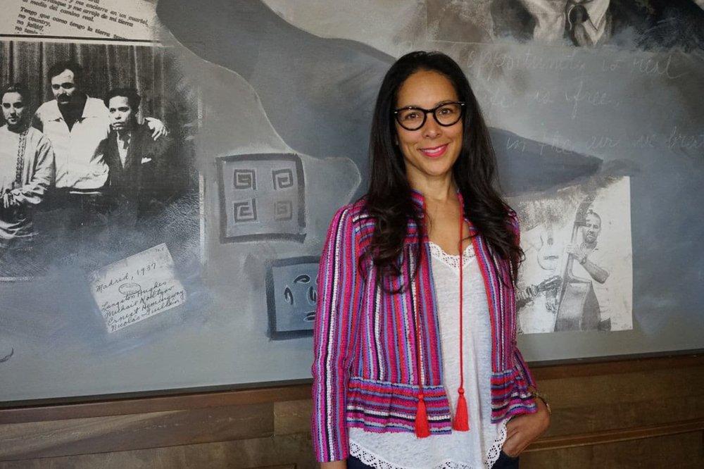 Nikki Webber AllenTED Resident and Entrepreneur -