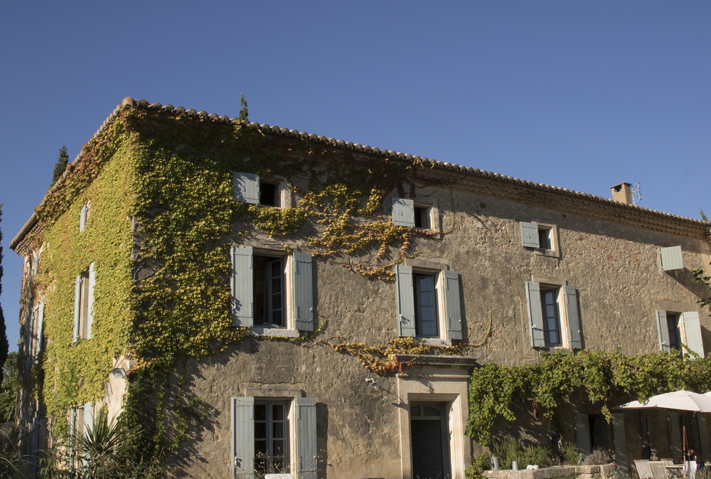 Nimes country house