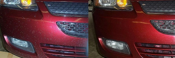 Red Paint Touch Up