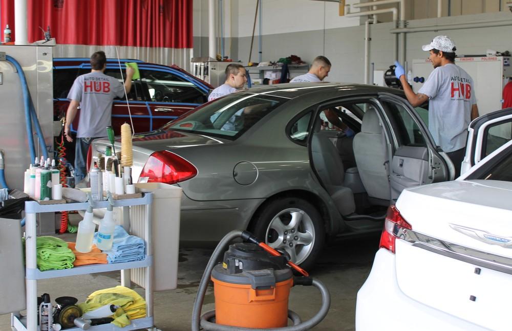 Auto Detail Hub Shop