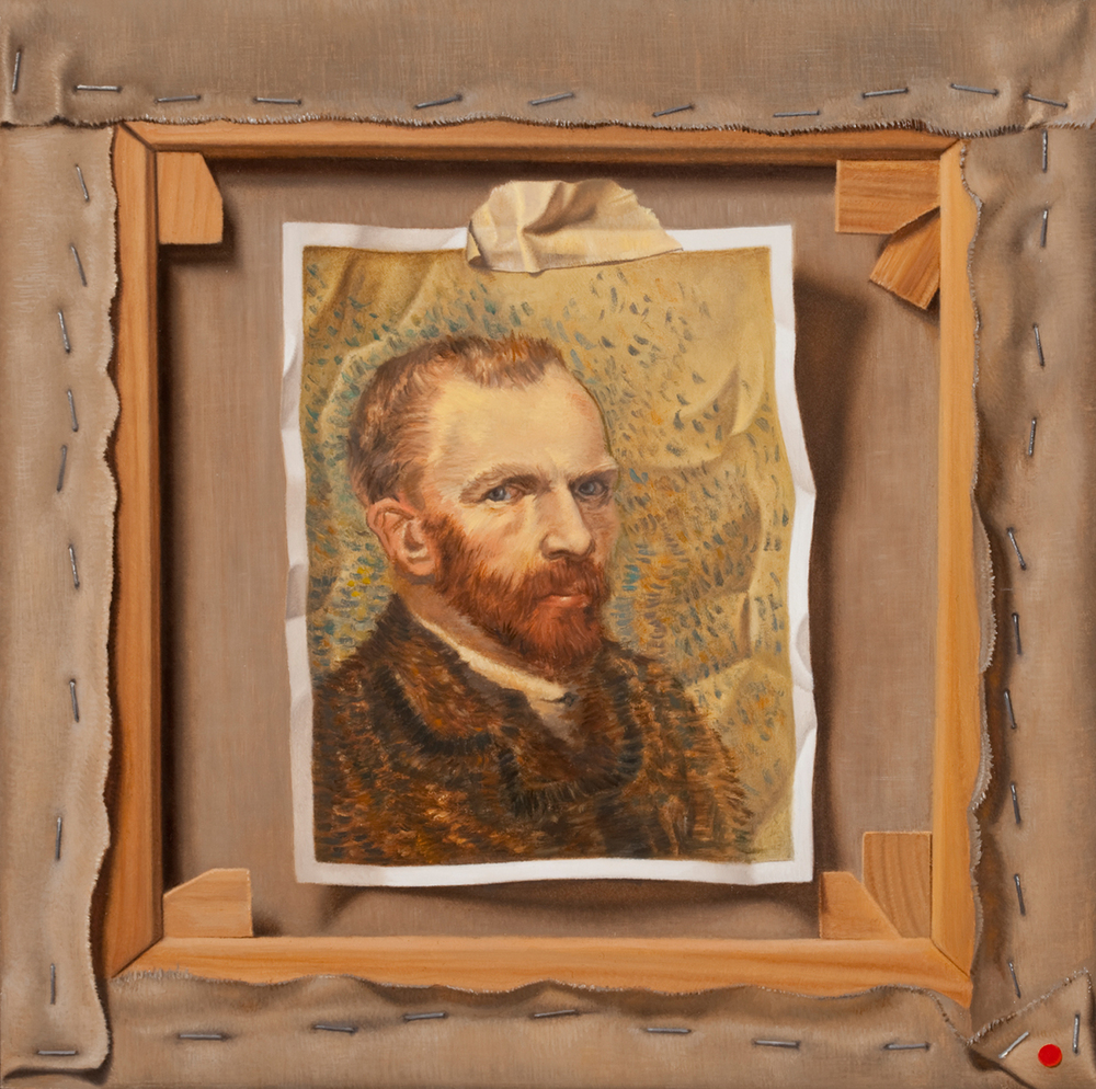 Behind the Canvas: Vincent