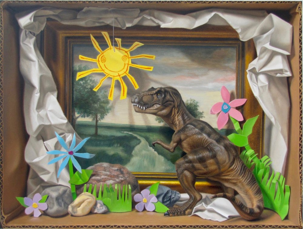 Dino-Rama: Or How T-Rex Got His Groove Back