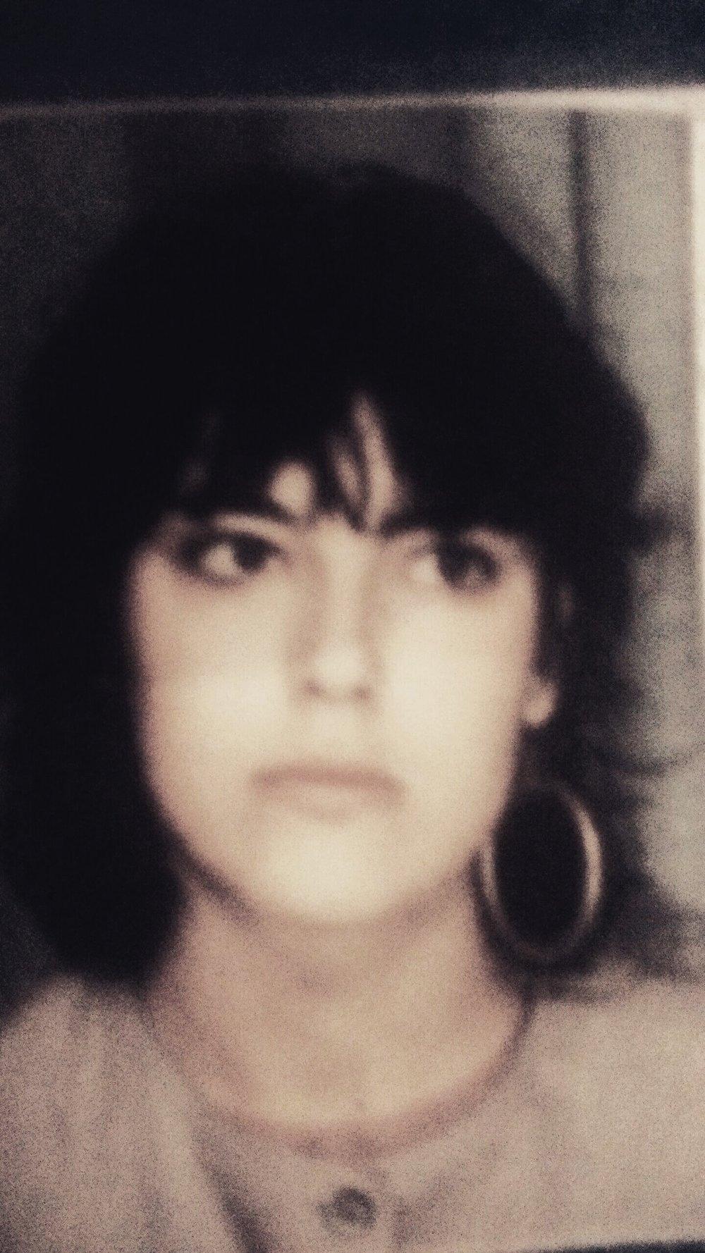 Sally Wilson aged 17
