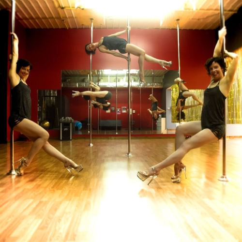 Fitness With Flair: Dance Club Asheville offers something fun for everyone                                Photo by Matthew Tucker