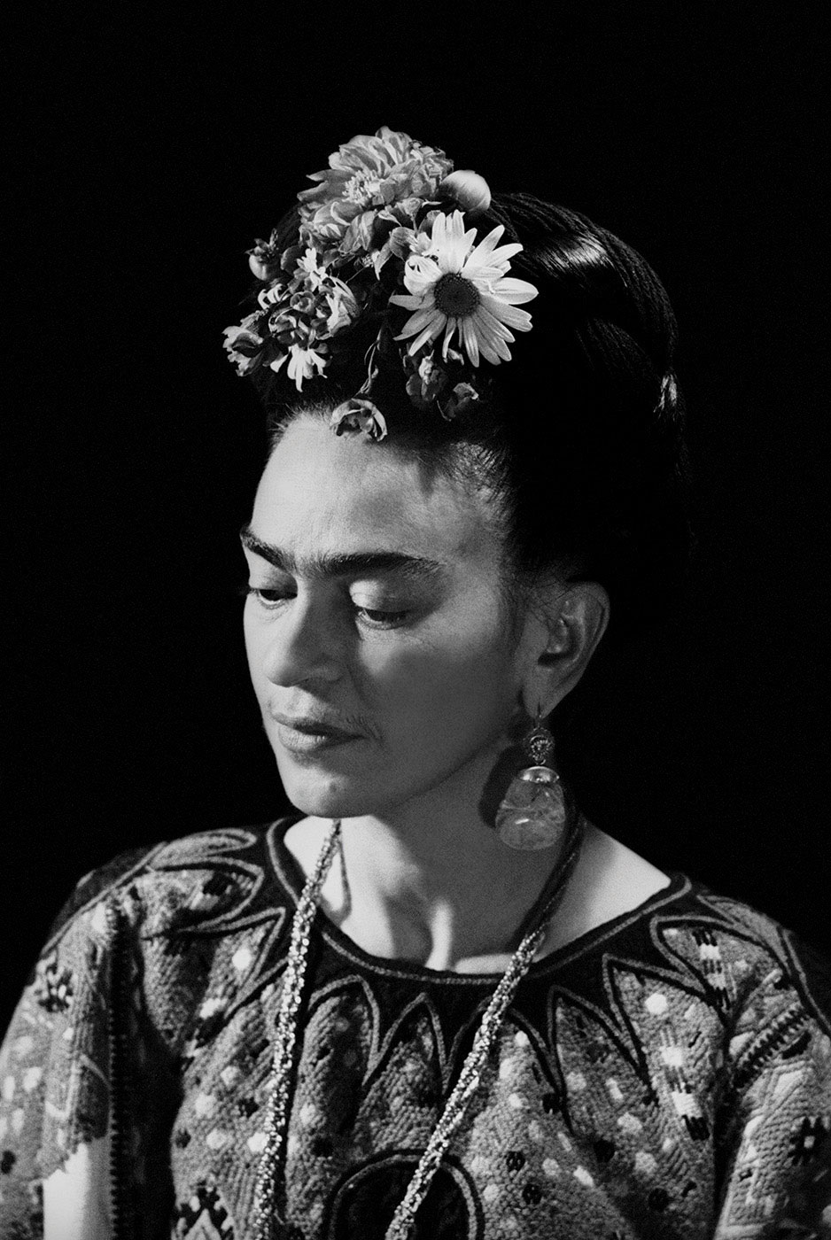 Frida Kahlo, Mexico, 1952