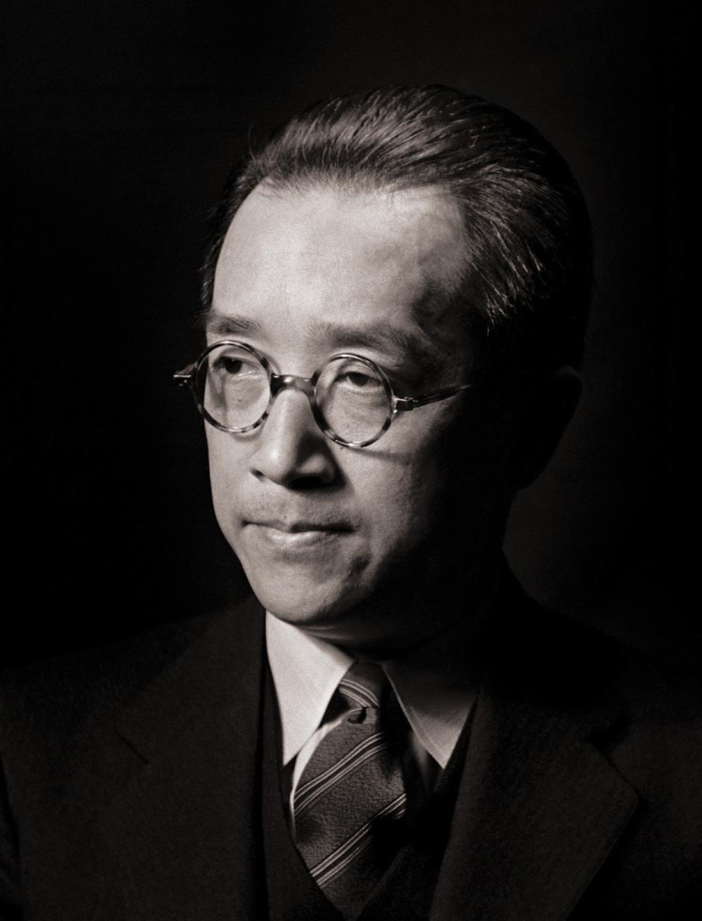 Dr. Hu Shih