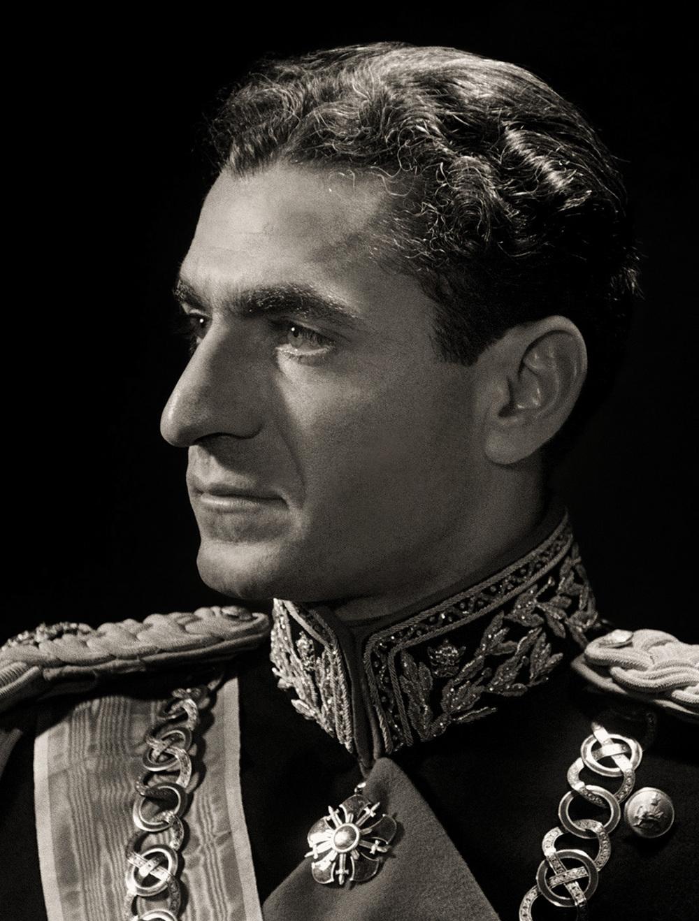 M. Reza Pahlavi, Shah of Iran, c. 1949