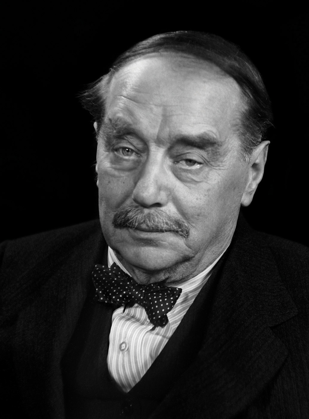 H. G. Wells, London, 1938
