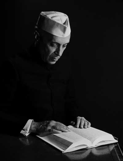Jawaharlal   Nehru,   New York,   1949