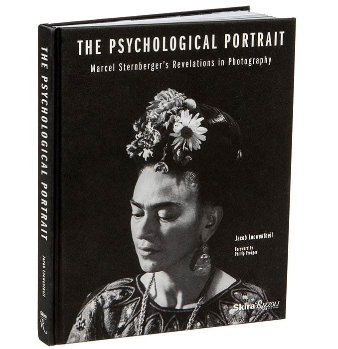 The Psychological Portrait: Marcel Sternberger's Revelations in Photography